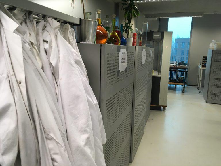 Jongerenonderzoek naar chemie