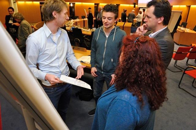 Hoe krijg je jongerenparticipatie in de gemeente Diemen draaiende?