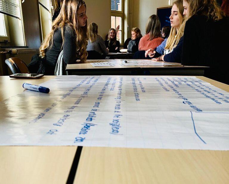 Workshop Studentparticipatie, waarom en hoe dan?