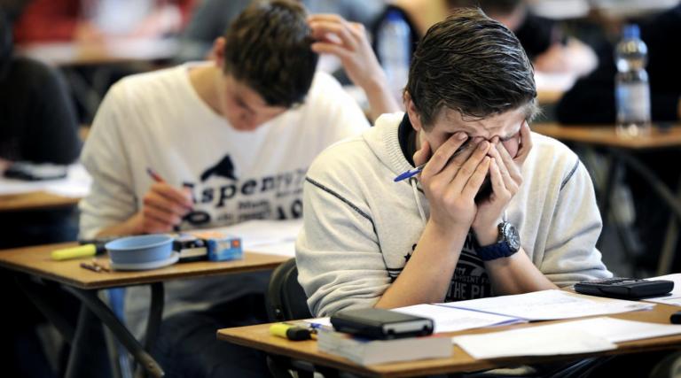 Co-creatie met examenleerlingen: hoe goed werkt een examenbundel?
