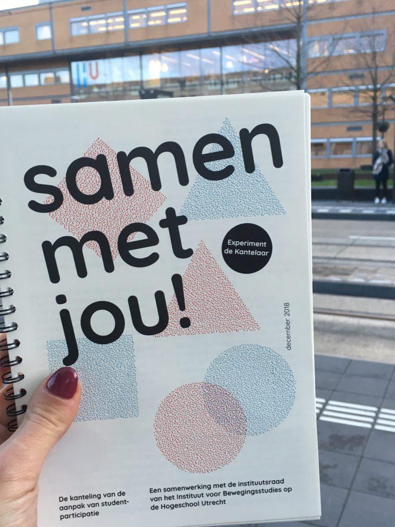 Studentparticipatie op de Hogeschool Utrecht